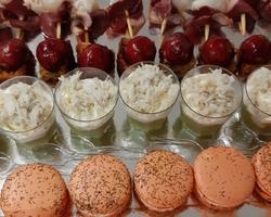 amuses bouches - La Spirale Gourmande - Chartres
