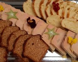 foie gras - La Spirale Gourmande - Chartres