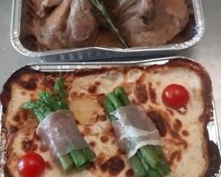 repas à emporter - La Spirale Gourmande - Chartres