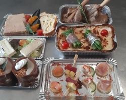 menu de pâques - La Spirale Gourmande - Chartres