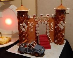 pièce montée mariage  - La Spirale Gourmande - Chartres