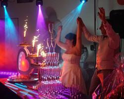Fontaine champagne  - La Spirale Gourmande - Chartres