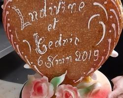 pièce montée  - La Spirale Gourmande - Chartres