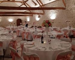 traiteur mariage - La Spirale Gourmande - Chartres