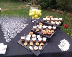 traiteur vin d'honneur - La Spirale Gourmande - Chartres