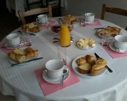 petit déjeuner - La Spirale Gourmande - Chartres